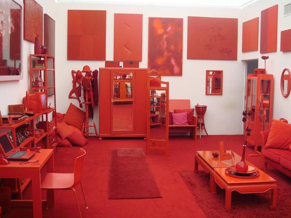 Sala De Tv Vermelha ~ Desvio para o Vermelho (19671984)